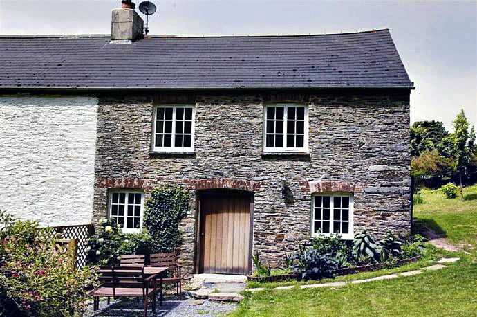 Click here for more about Higher Cotterbury Cottage