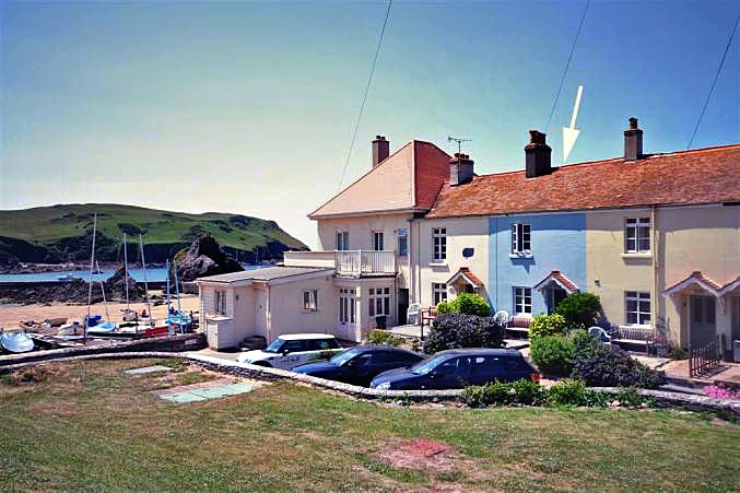 Click here for more about Harbour Cottage