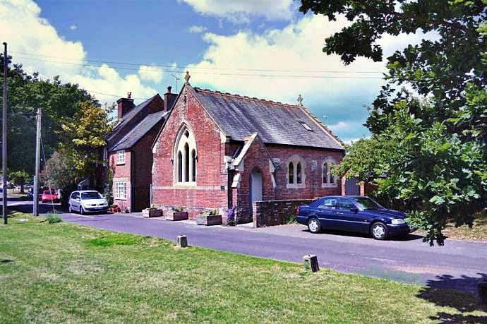 Click here for more about The Old Chapel (Dorset)