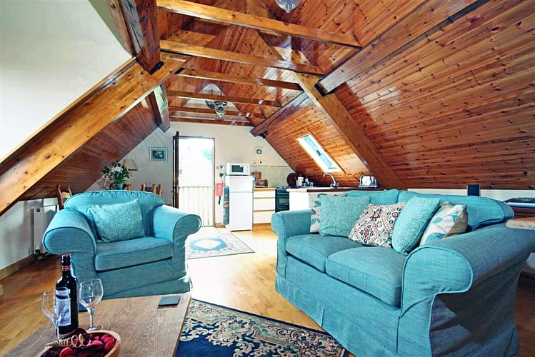 Click here for more about The Lodge - Elsdon Cottages